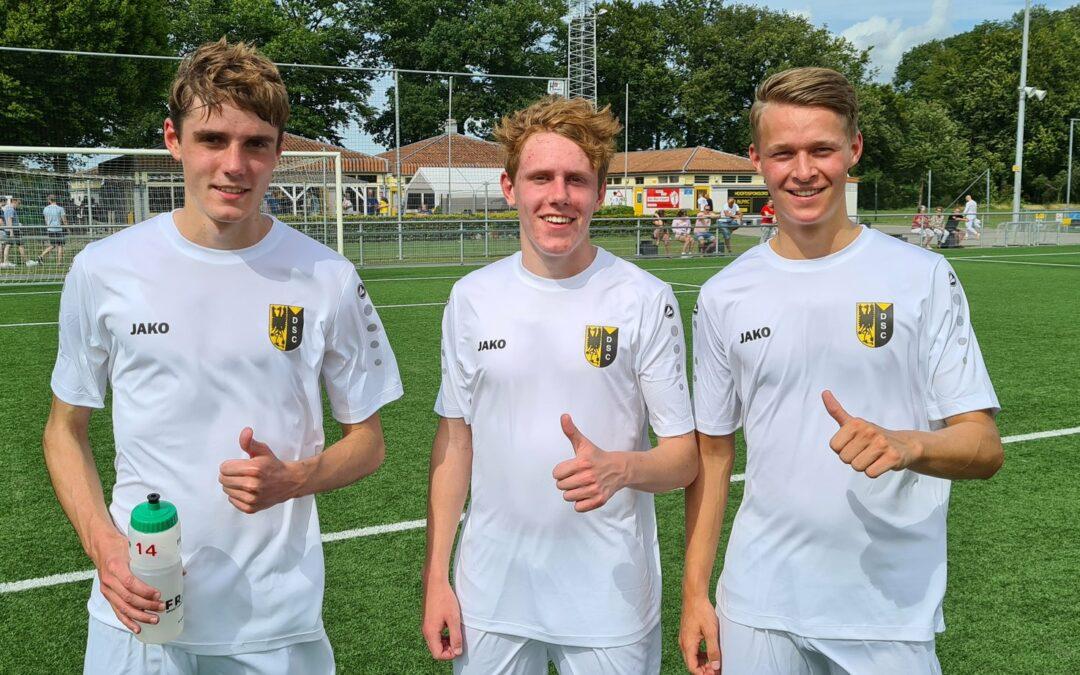 Drie debutanten in Diepenveen 1