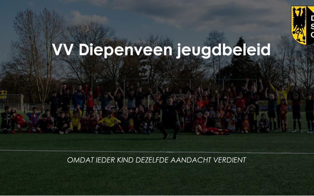 Presentatie VV Diepenveen jeugd- en selectiebeleid
