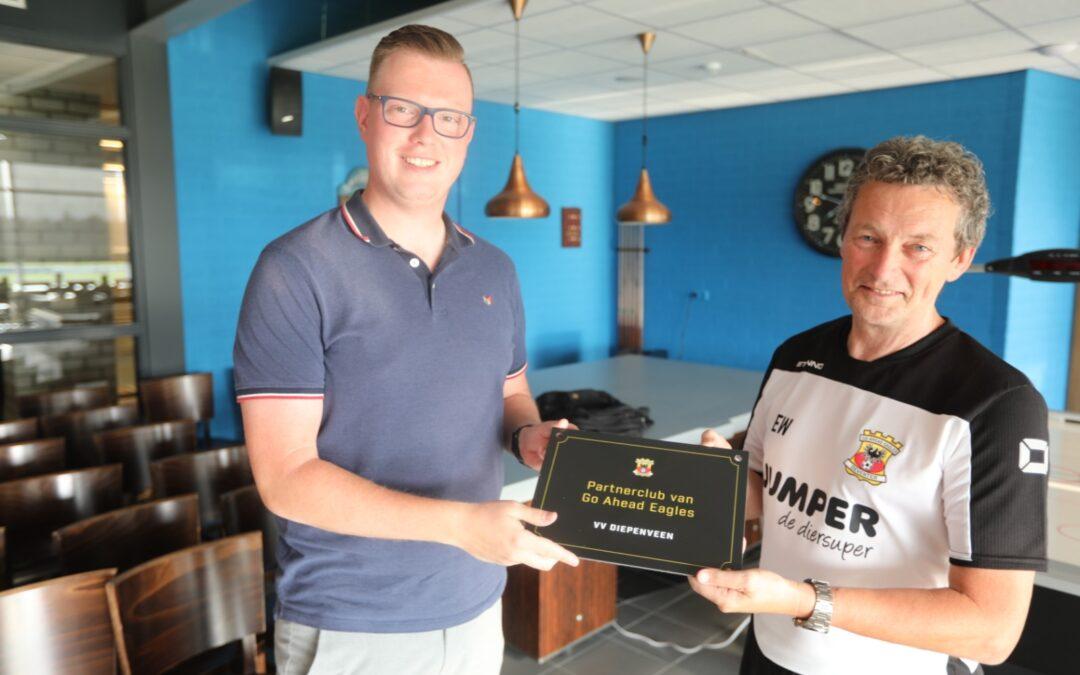 VV Diepenveen partnerclub Go Ahead Eagles