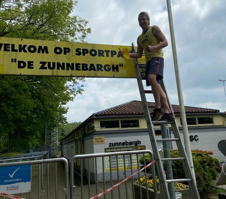 29-mei: Stralende doe dag bij vv Diepenveen