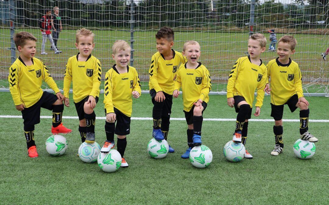 Zondag 26 september was de Kick-Off bij vv Diepenveen!